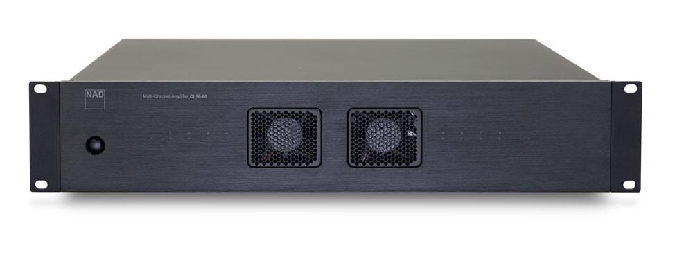 NAD presenta el CI 16-60 DSP, su nuevo amplificador para sonorizar tu hogar con hasta 16 altavoces diferentes